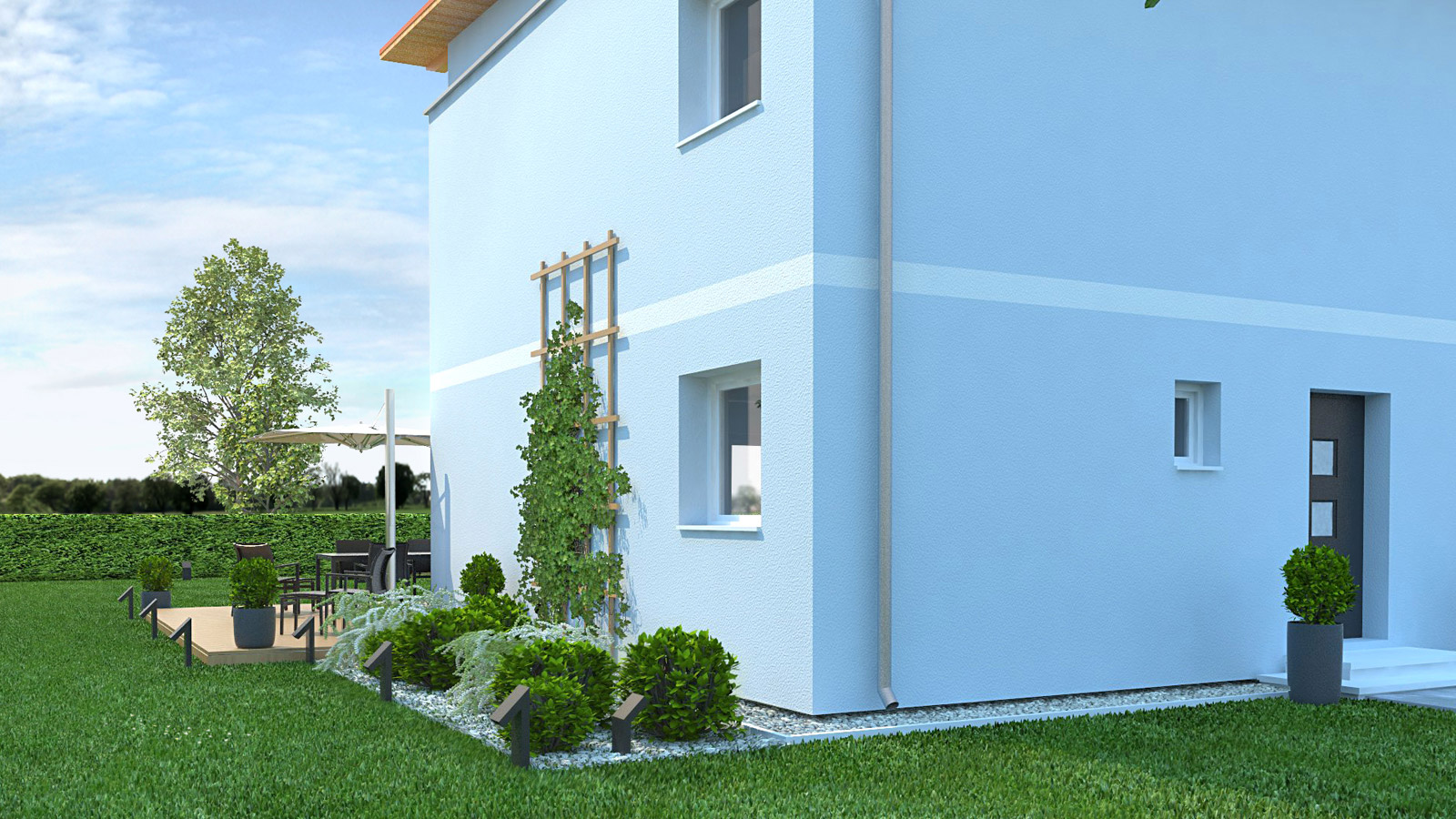 http://www.dasloewenhaus.at/wp-content/uploads/2017/02/Loewenhaus_Yellow_Detailansicht_Pultdach_Haus-blau.jpg